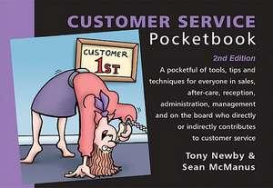 Customer Service Pocketbook: 3rd Edition imagine