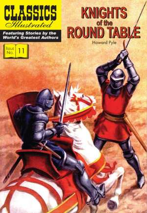 Knights of the Round Table de Howard Pyle
