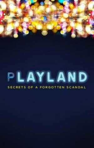 Playland de Anthony Daly