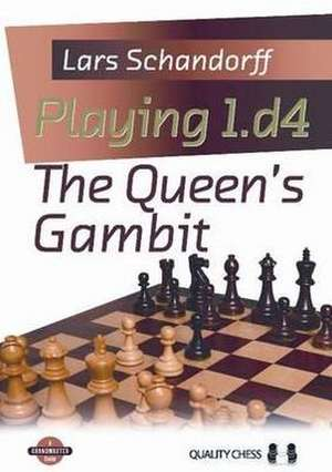 Playing 1.d4 The Queens Gambit