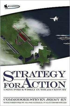 Strategy for Action de Steven Jermy