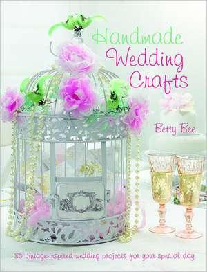 Handmade Wedding Crafts de Betty Bee