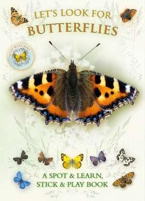 Let's Look for Butterflies imagine