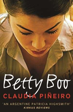 Betty Boo de Claudia Pinero