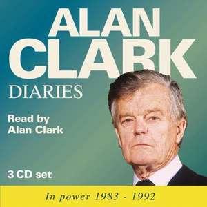 Clark, A: Diaries : In Power 1983-1992