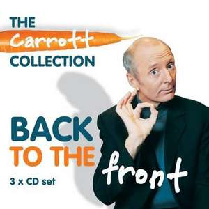 Carrott, J: Back to the Front : Carrott Collection