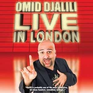Djalili, O: Omid Djalili Live in London de Omid Djalili