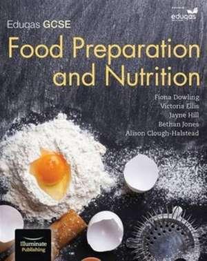 Eduqas GCSE Food Preparation & Nutrition: Student Book de Alison Clough-Halstead