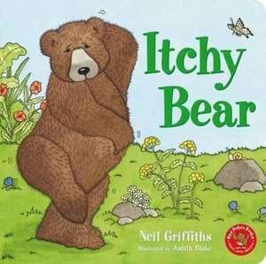 Itchy Bear