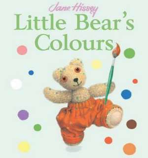 Little Bear's Colours imagine