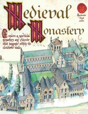 A Medieval Monastery imagine