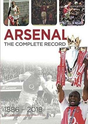 Arsenal de Josh James