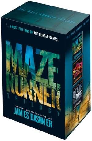 The Maze Runner Trilogy de James Dashner