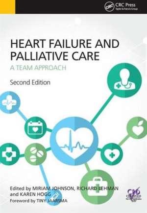 Heart Failure and Palliative Care