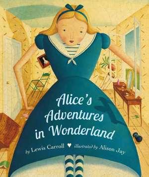 Alice's Adventures in Wonderland Board Book de Lewis Carroll