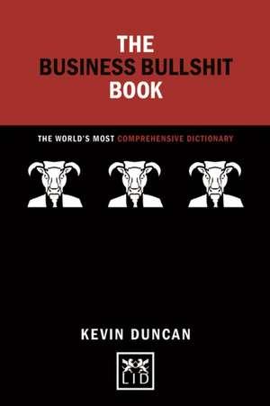 Business Bullshit Book