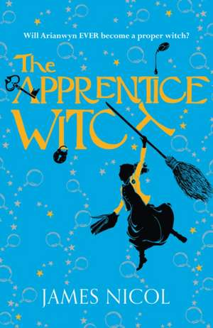 The Apprentice Witch de James Nicol