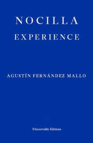 Nocilla Experience de Agustin Fernandez Mallo