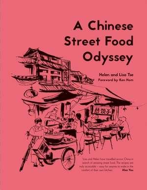 A Chinese Street Food Odyssey de Helen Tse