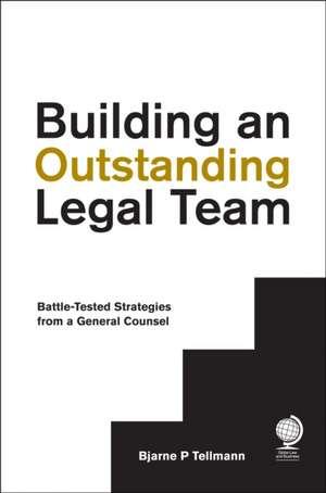 Building an Outstanding Legal Team imagine