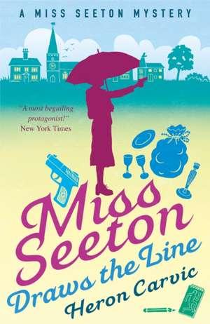 Miss Seeton Draws the Line de Heron Carvic