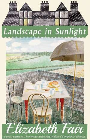 Landscape in Sunlight de Elizabeth Fair