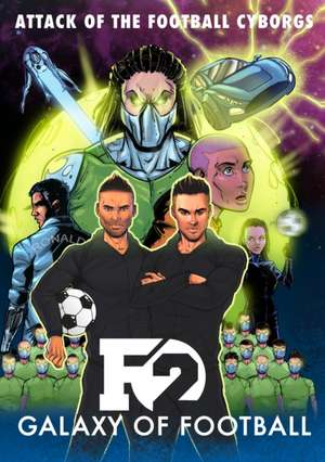 F2 GALAXY OF FOOTBALL