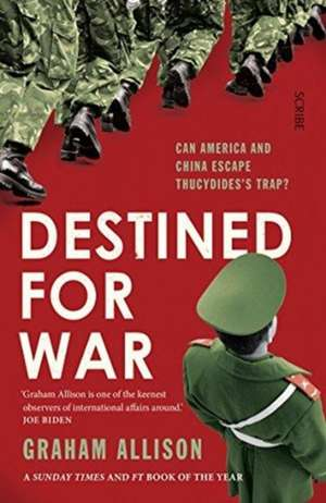 Destined for War de Graham Allison