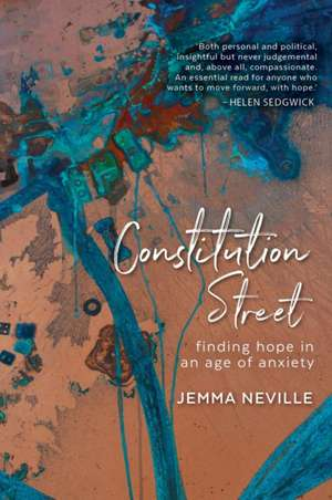 Constitution Street de Jemma Neville