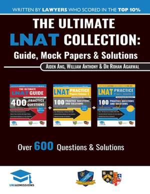 The Ultimate LNAT Collection de Rohan Agarwal