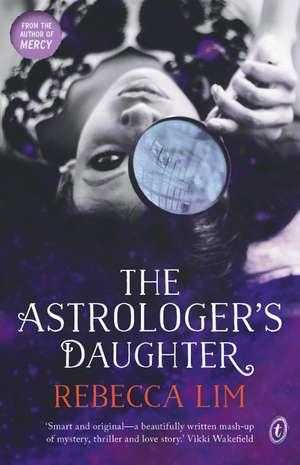 The Astrologer's Daughter de Rebecca Lim