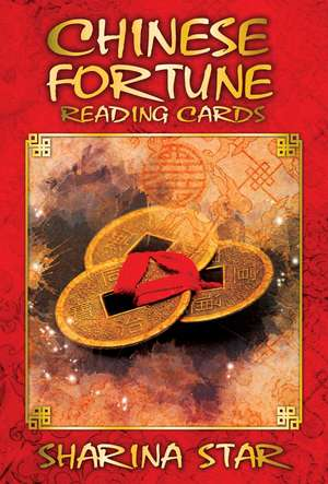 Chinese Fortune Reading Cards de Sharina Star