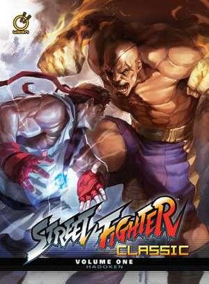Street Fighter Classic Volume 1: Hadoken de Ken Siu-Chong