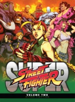 Super Street Fighter Volume 2: Hyper Fighting de Ken Siu-Chong