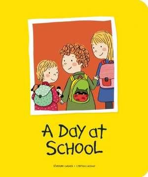 A Day at School de Séverine Cordier