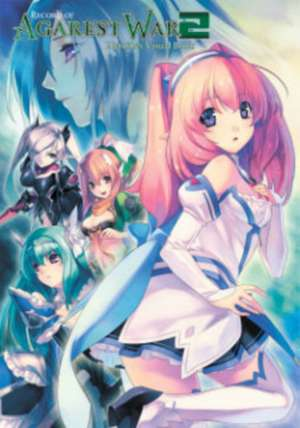 Record of Agarest War 2: Heroines Visual Book de Compile Heart