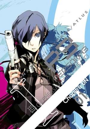 Persona 3 Volume 1 de Atlus