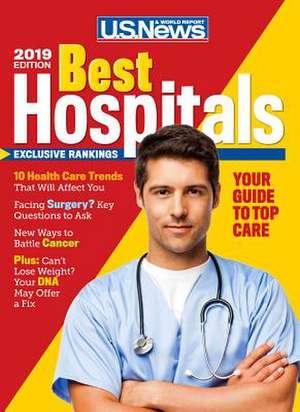 Best Hospitals 2019 de U. S. News and World Report