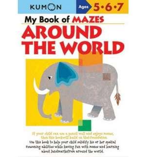 My Book of Mazes Around the World