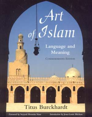 Art of Islam, Language and Meaning