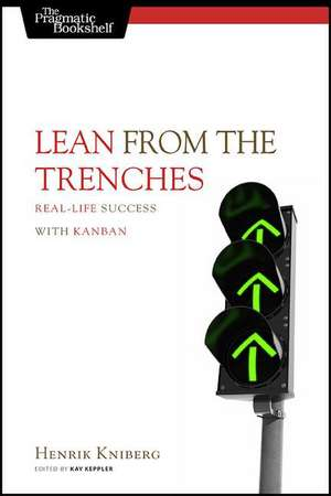 Lean from the Trenches de Henrick Kniberg