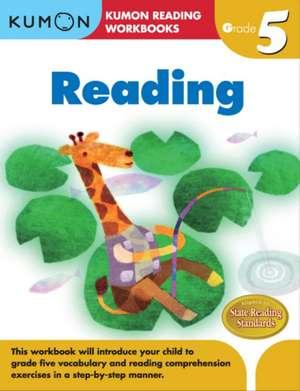 Grade 5 Reading de Eno Sarris