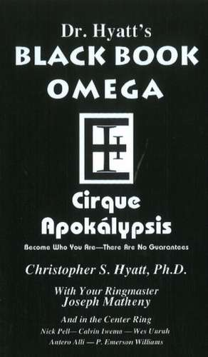 Black Book Omega imagine