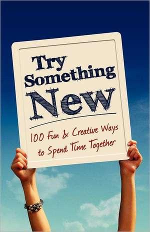 Try Something New de  Lovebook