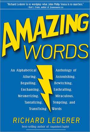 Amazing Words imagine