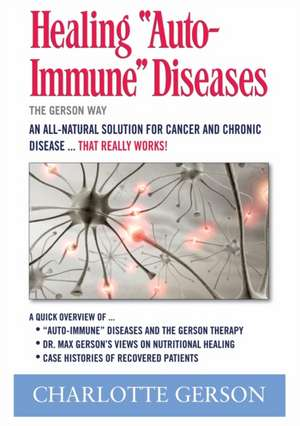 Healing Auto-Immune Diseases