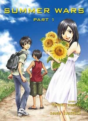 Summer Wars, Part 1 de Mamoru Hosoda