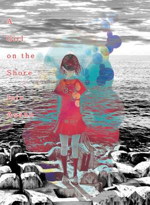 A Girl On The Shore de Inio Asano
