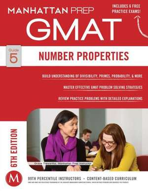 GMAT Number Properties de Manhattan Prep