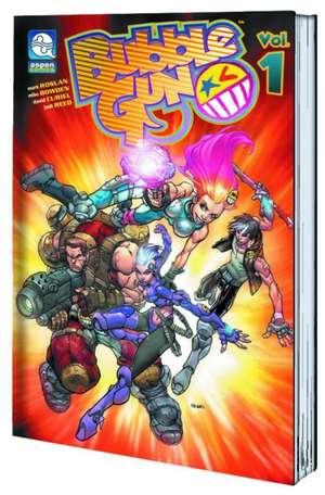 BubbleGun Volume 1: Heist Jinks de Mark Roslan